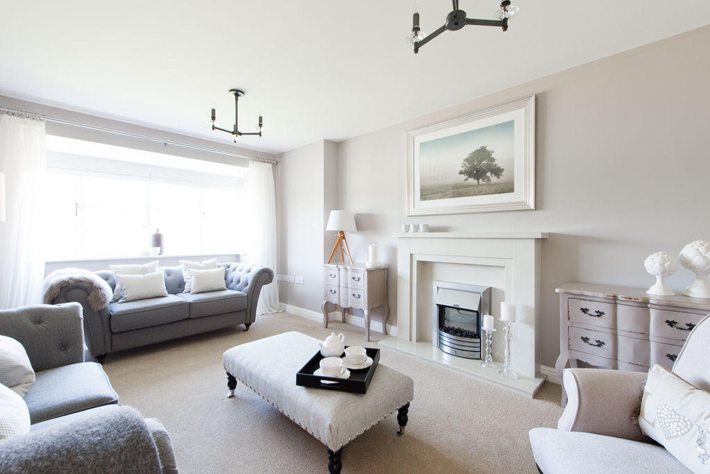 4 Bedroom Detached House For Sale Birchwood House Type