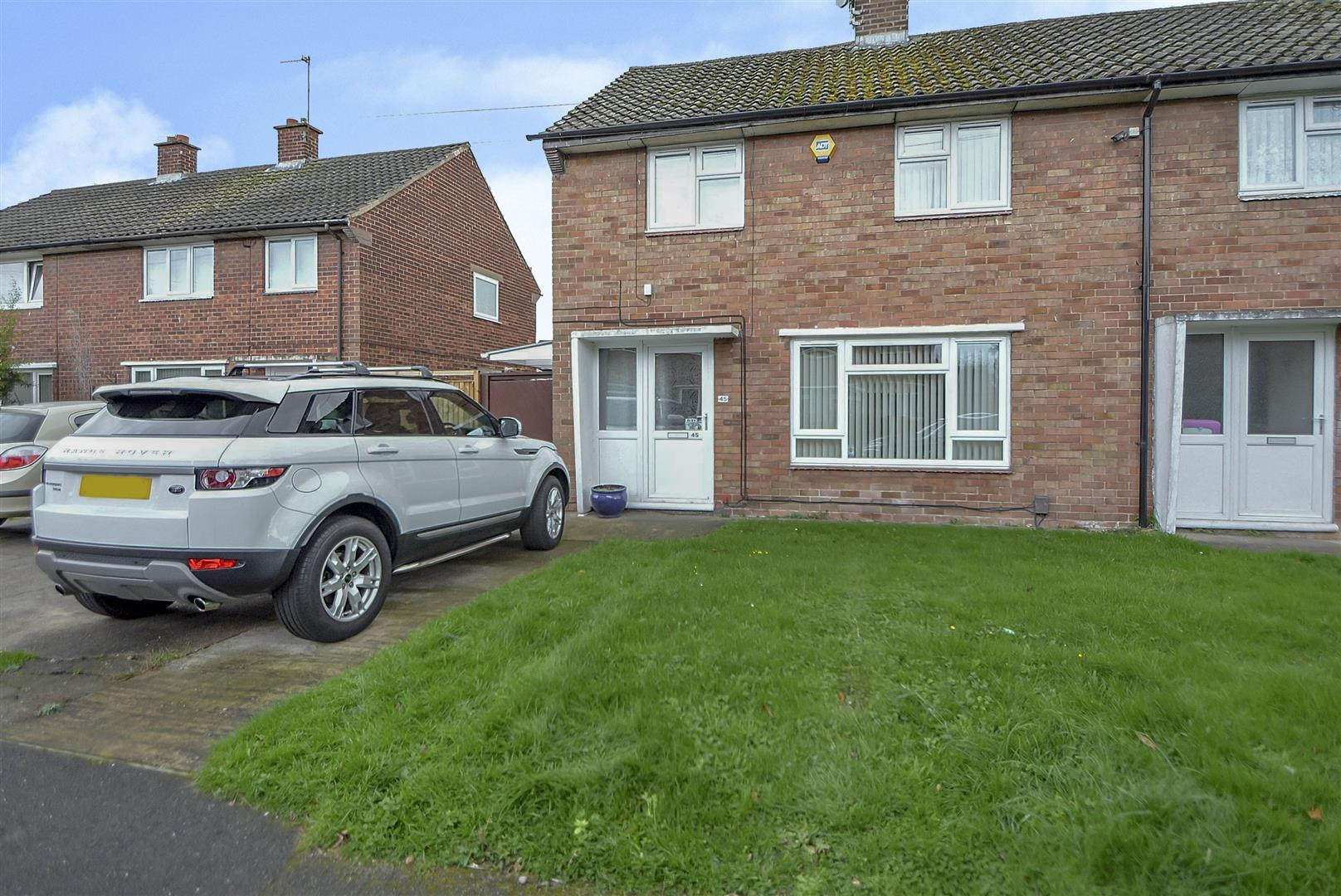2 bedroom end of terrace house for sale baslow close