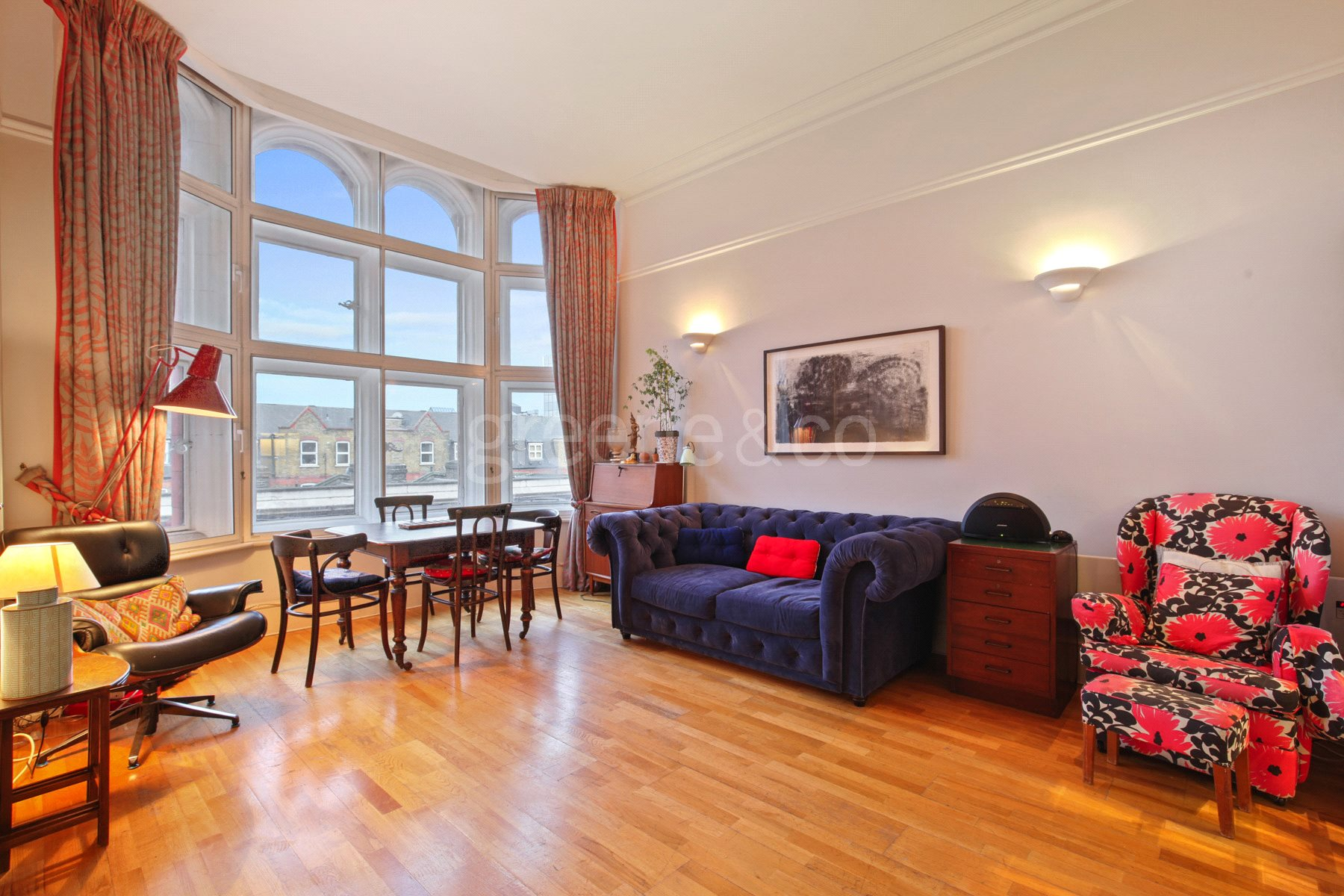 2 bedroom house for sale city road old street ec london for Classic house old street london