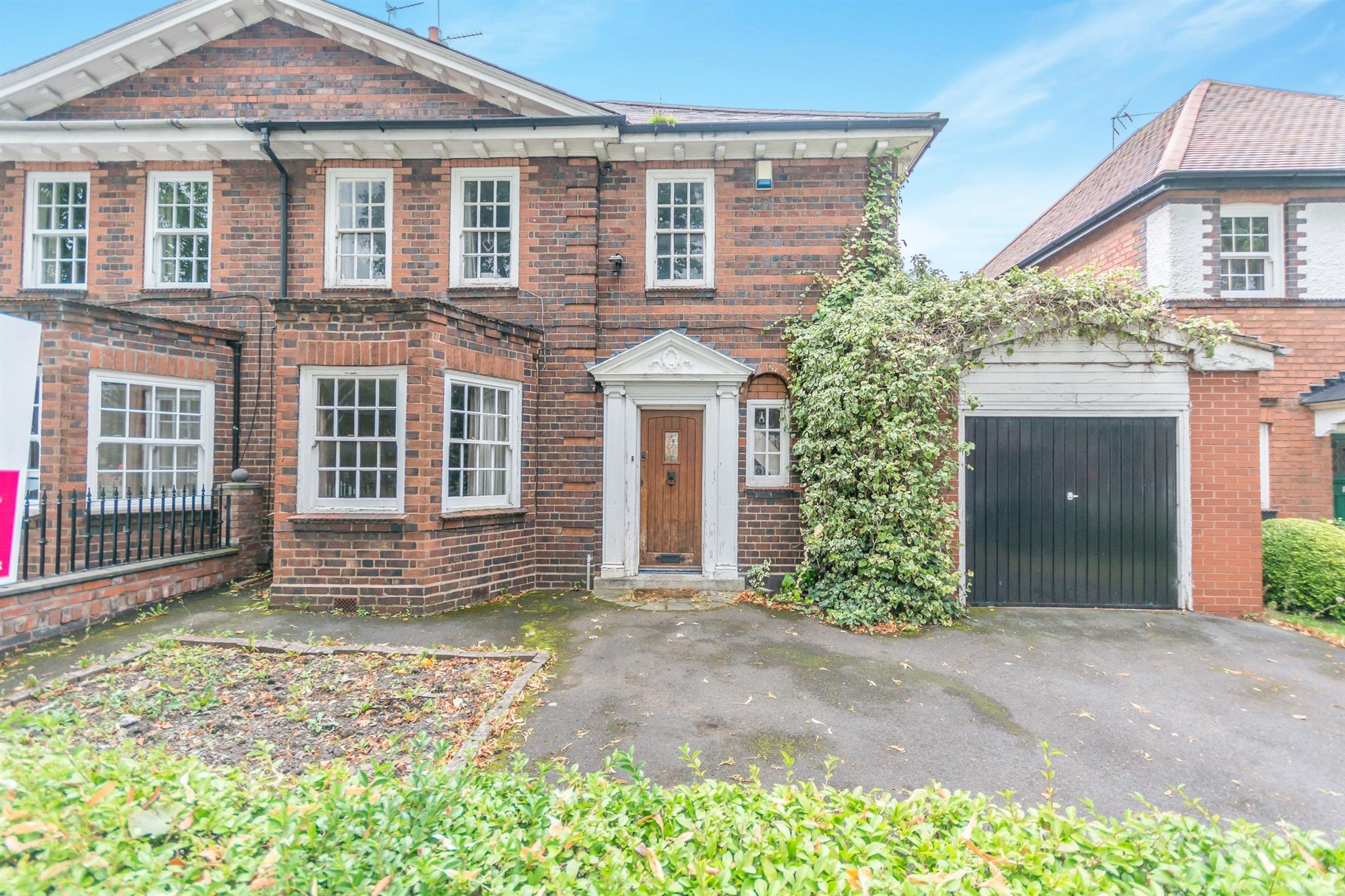 3 Bedroom Semi Detached House For Sale Stanmore Road