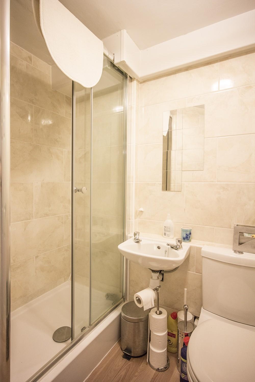 3 Bedroom Maisonette Layout