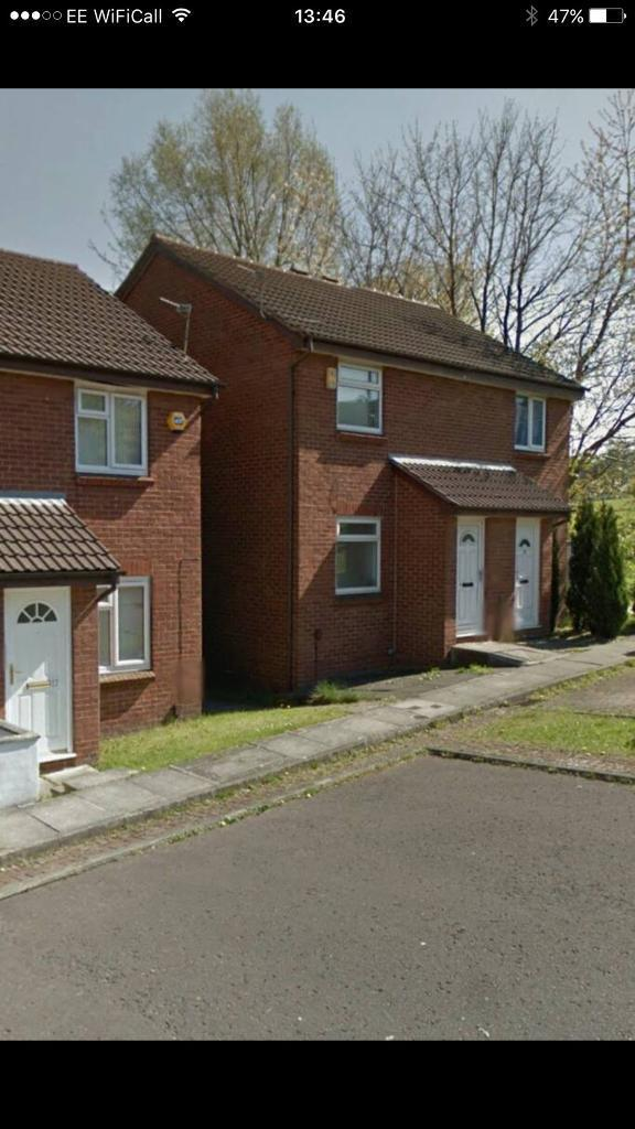 2 bedroom house to rent leeds ls7 2ht