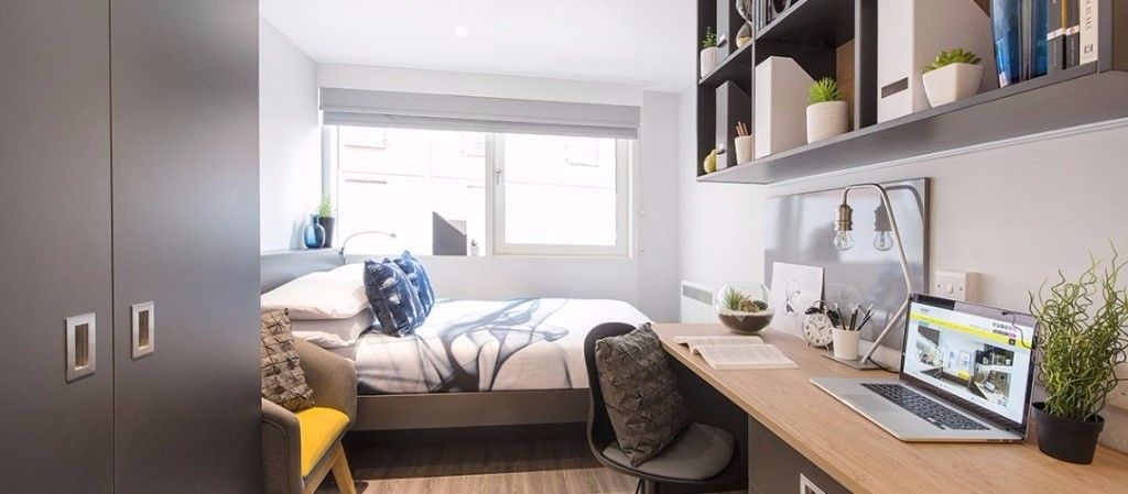Student Accommodation Single Room To Let In Edinburgh