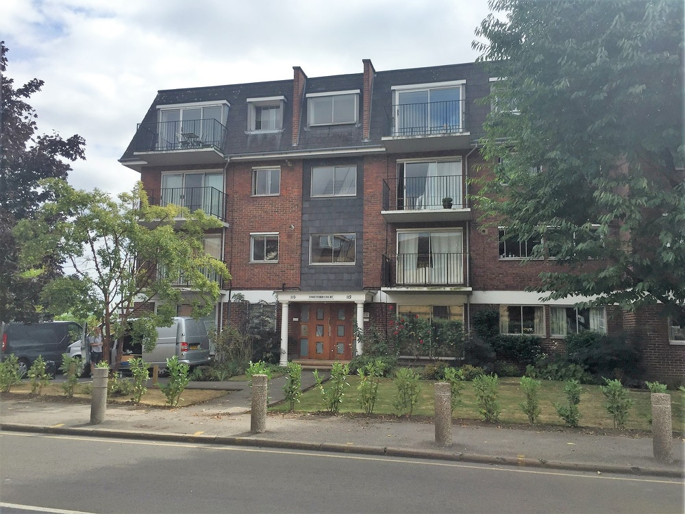 1 bedroom flat to rent the pavement worple road london for Chantry flats cabins rental