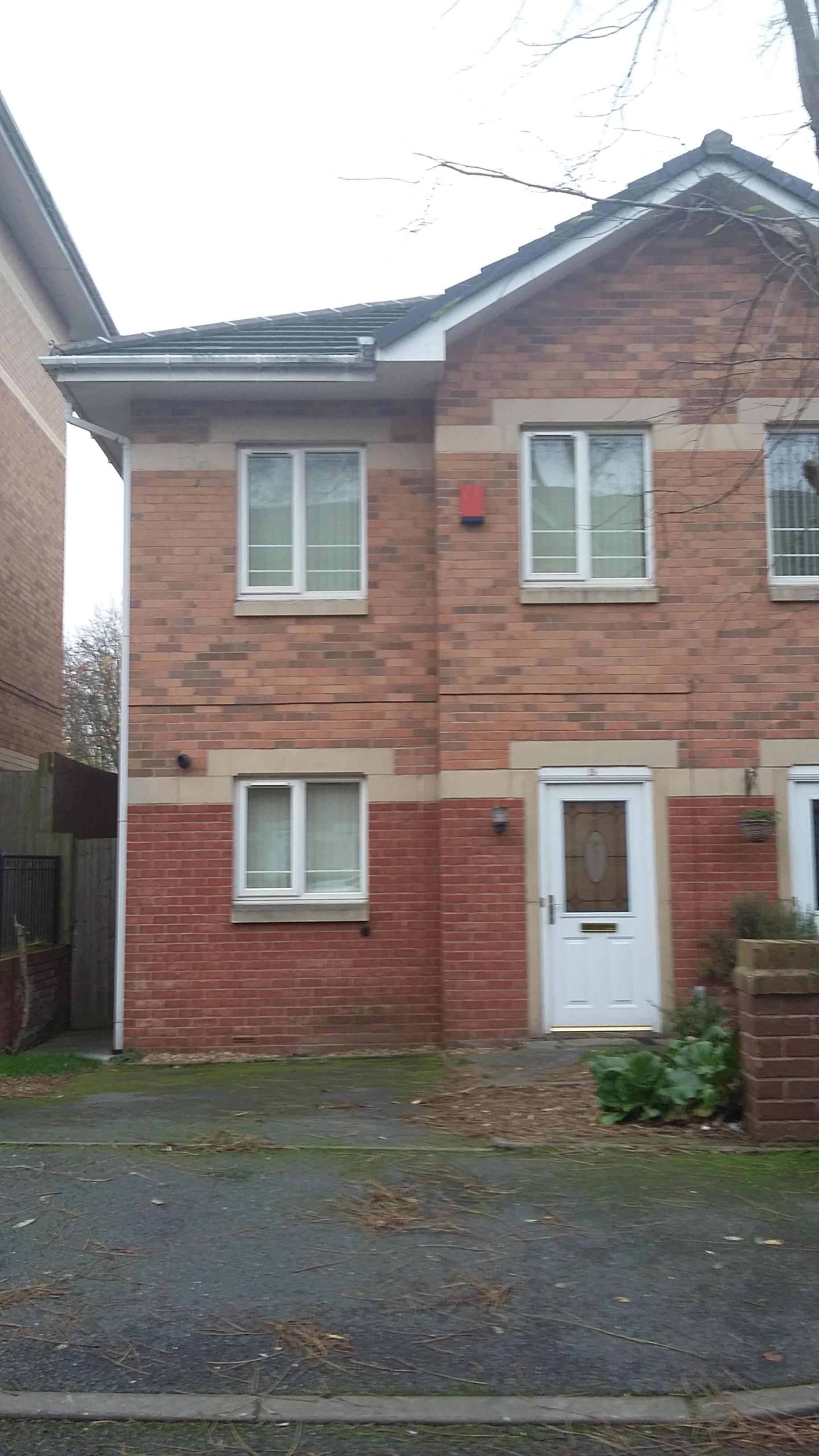 2 Bedroom House To Rent Quayside Hockley B Birmingham B18 5rb