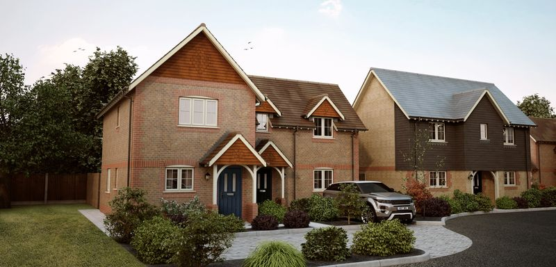 Waltham Chase New Homes