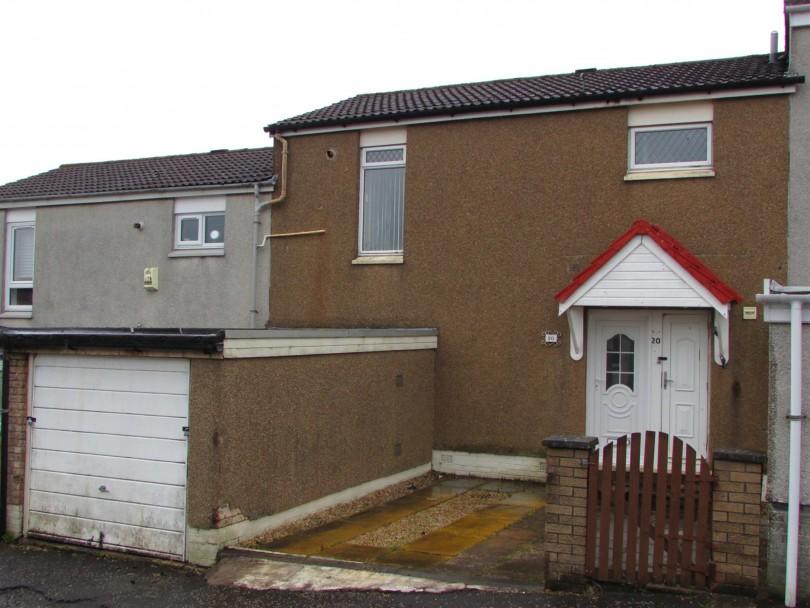 3 bedroom terraced house for sale ness terrace hamilton for 63 hamilton terrace
