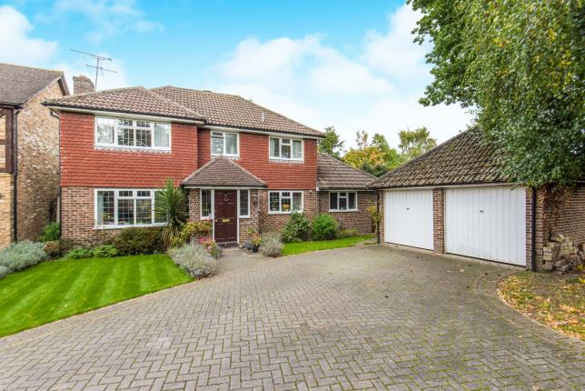 Property For Sale In Yateley