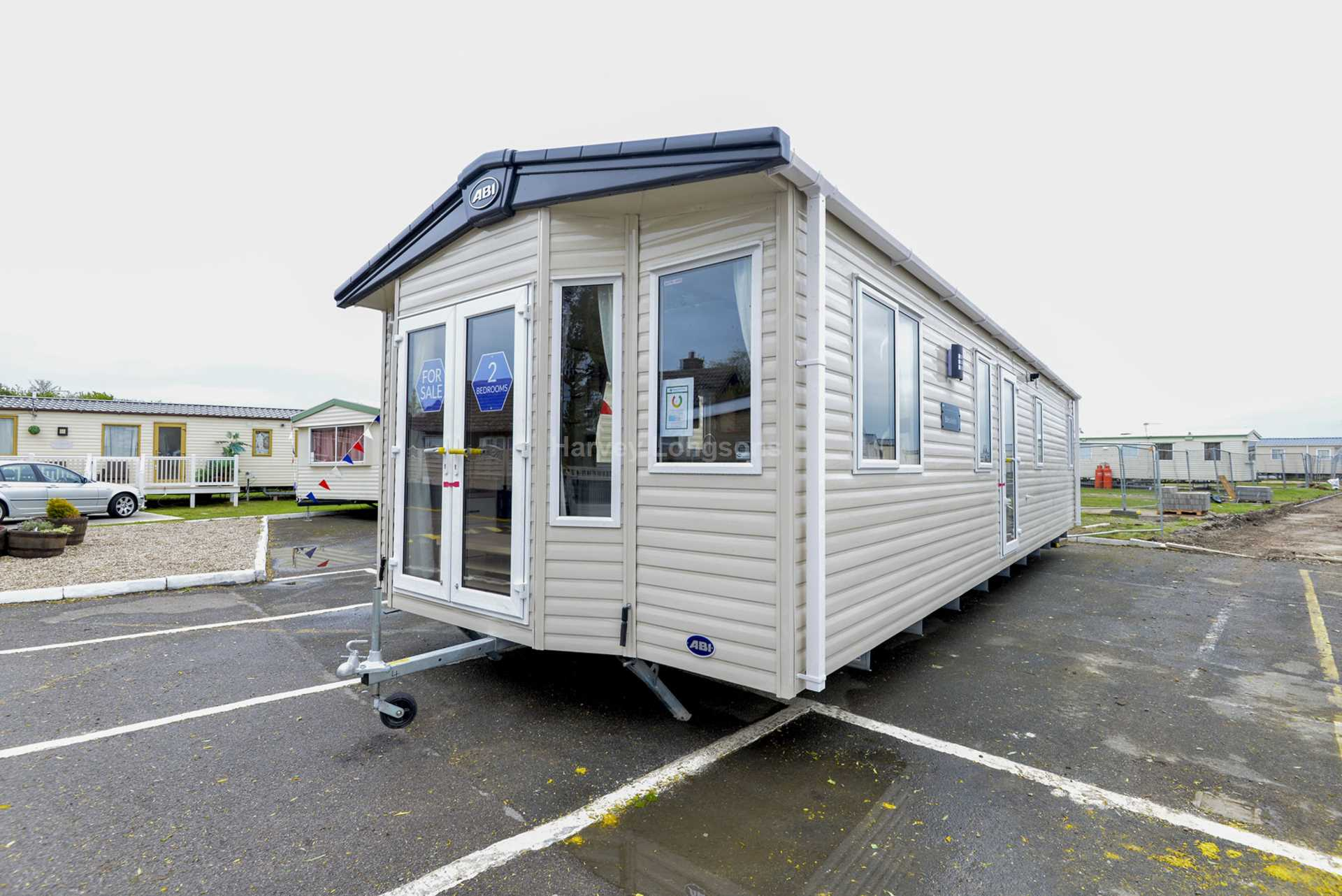 Perfect Bedroom Caravan For Sale Seaview Holiday Park St Johns Road