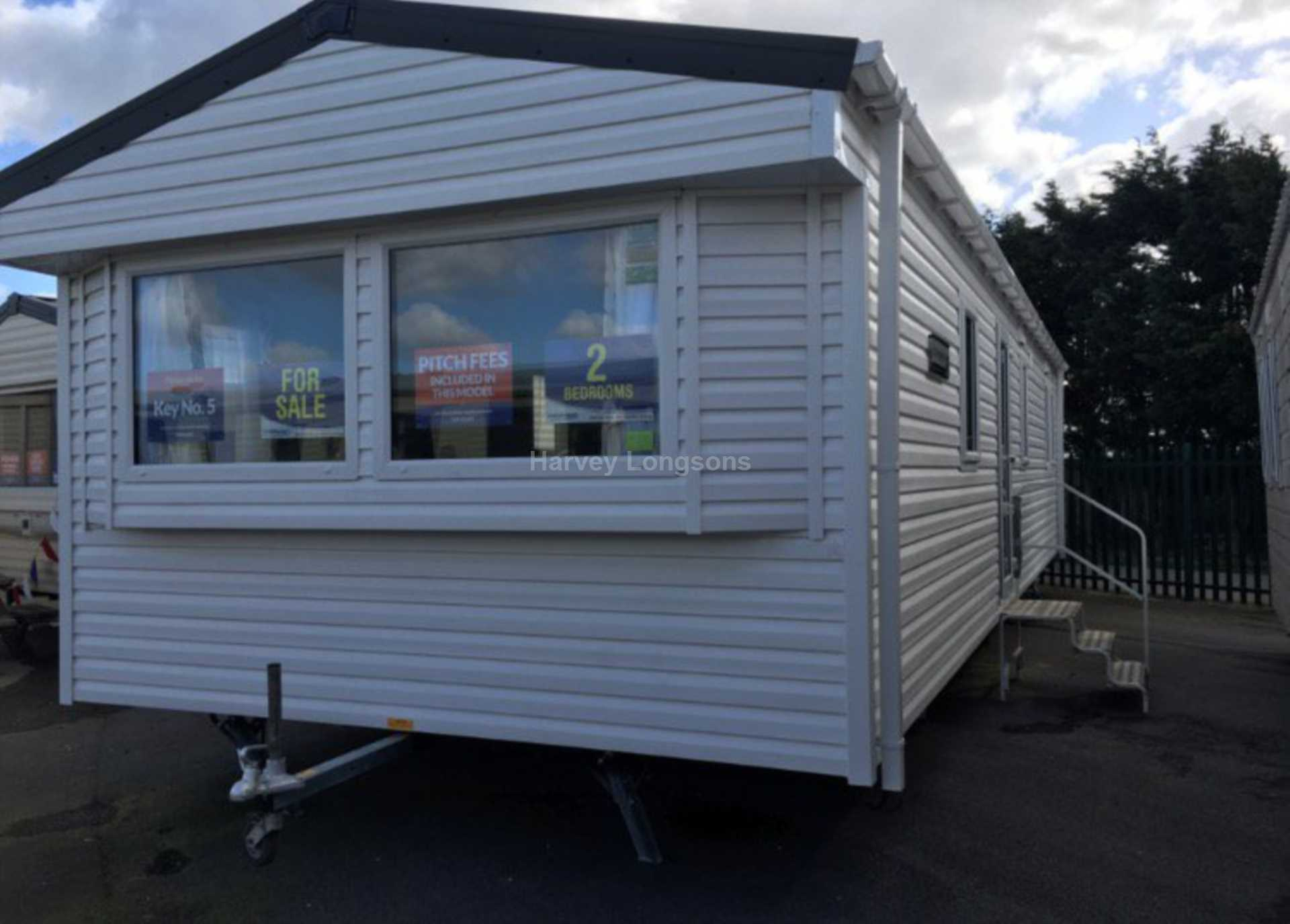 Lastest Static Caravans For Sale Alberta Whitstable Kent  Park Holidays UK