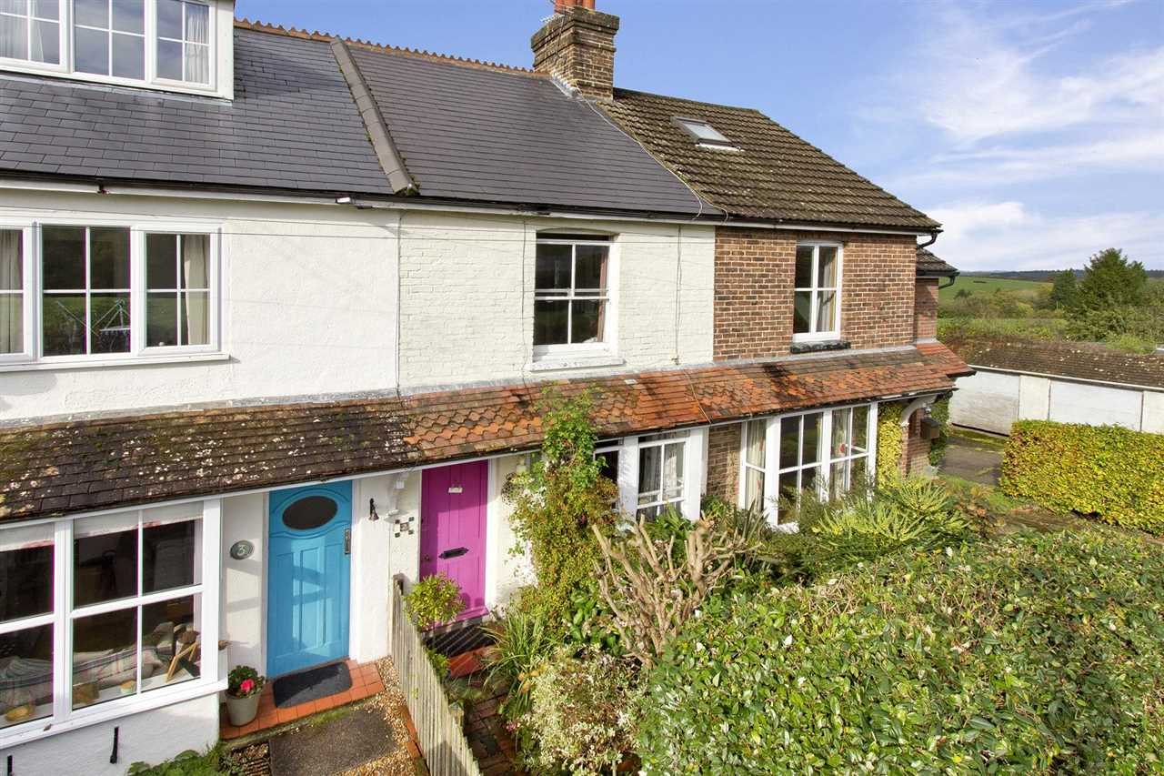 2 Bedroom Terraced House For Sale Victoria Cottages