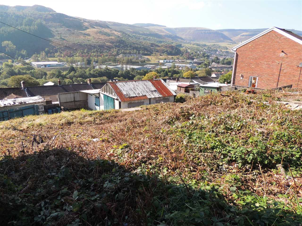 Land for sale land bodringallt terrace pentre cf cf41 for The terrace land and house