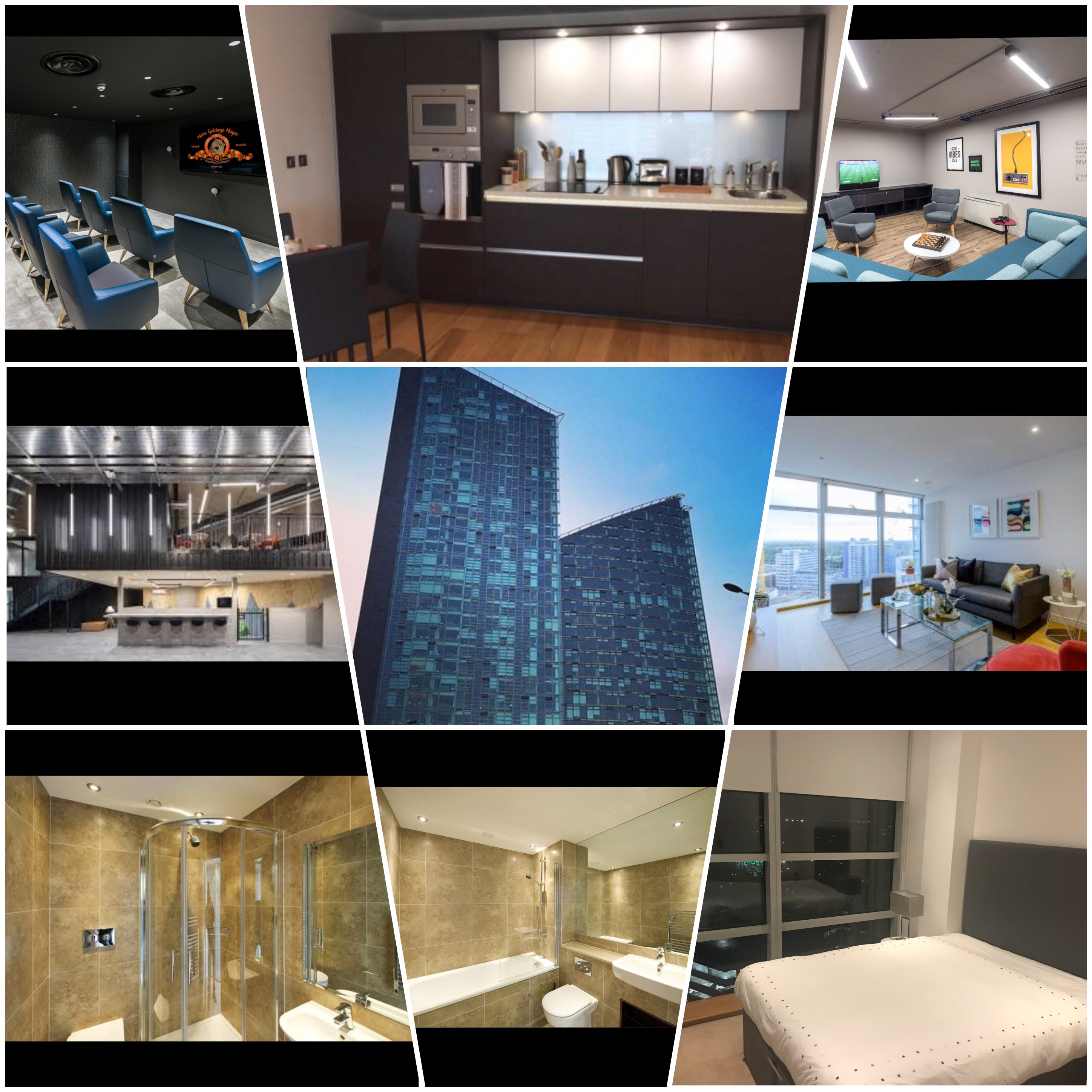 2 Bedroom Apartment To Rent, Pioneer Point South Tower