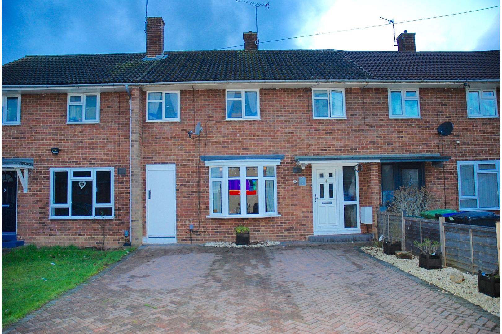 3 bedroom terraced house for sale, Briery Way, Hemel Hempstead HP ...
