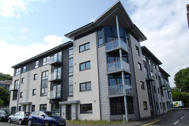 3 Bedroom Flat To Rent St Peters Square City Centre Aberdeen AB24 3HU