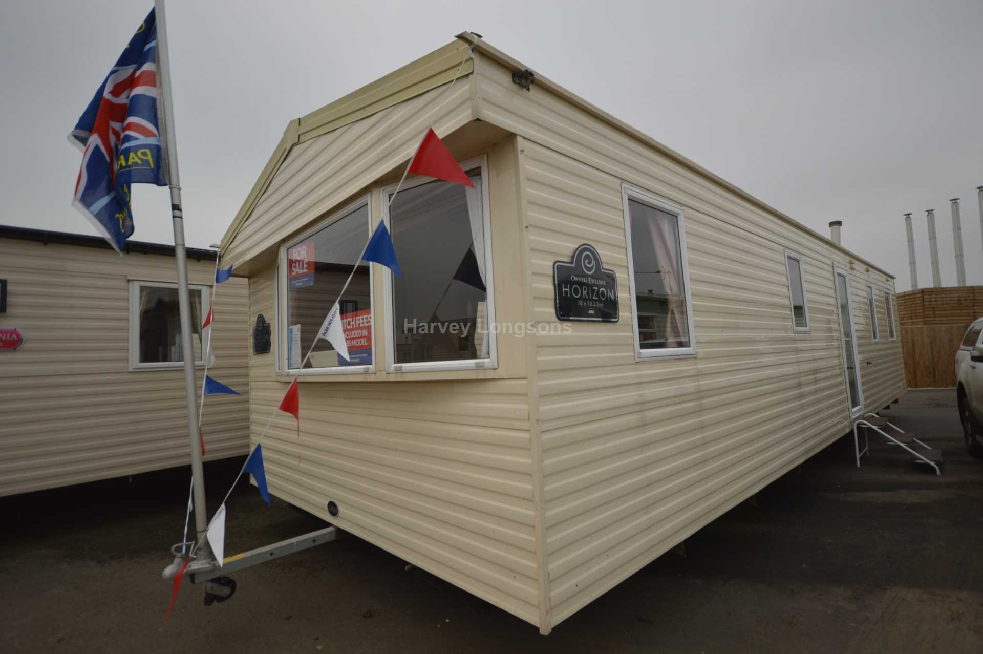 Model Bedroom Caravan For Sale Harts Holiday Park Leysdown Road Leysdown
