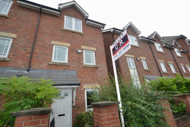 Bed House To Rent Chorlton