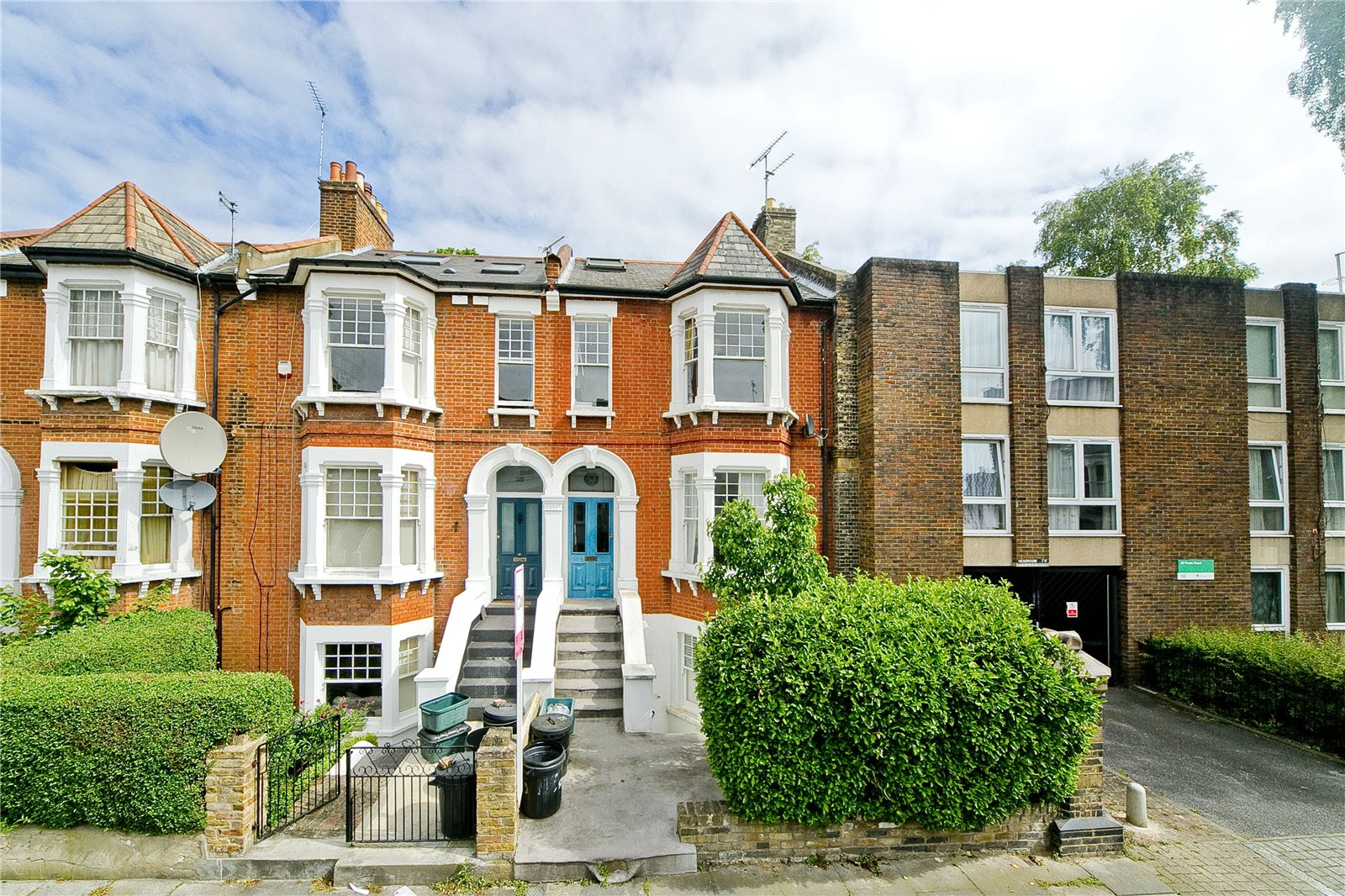 3 Bedroom Maisonette For Sale Poets Road London N5 2sh