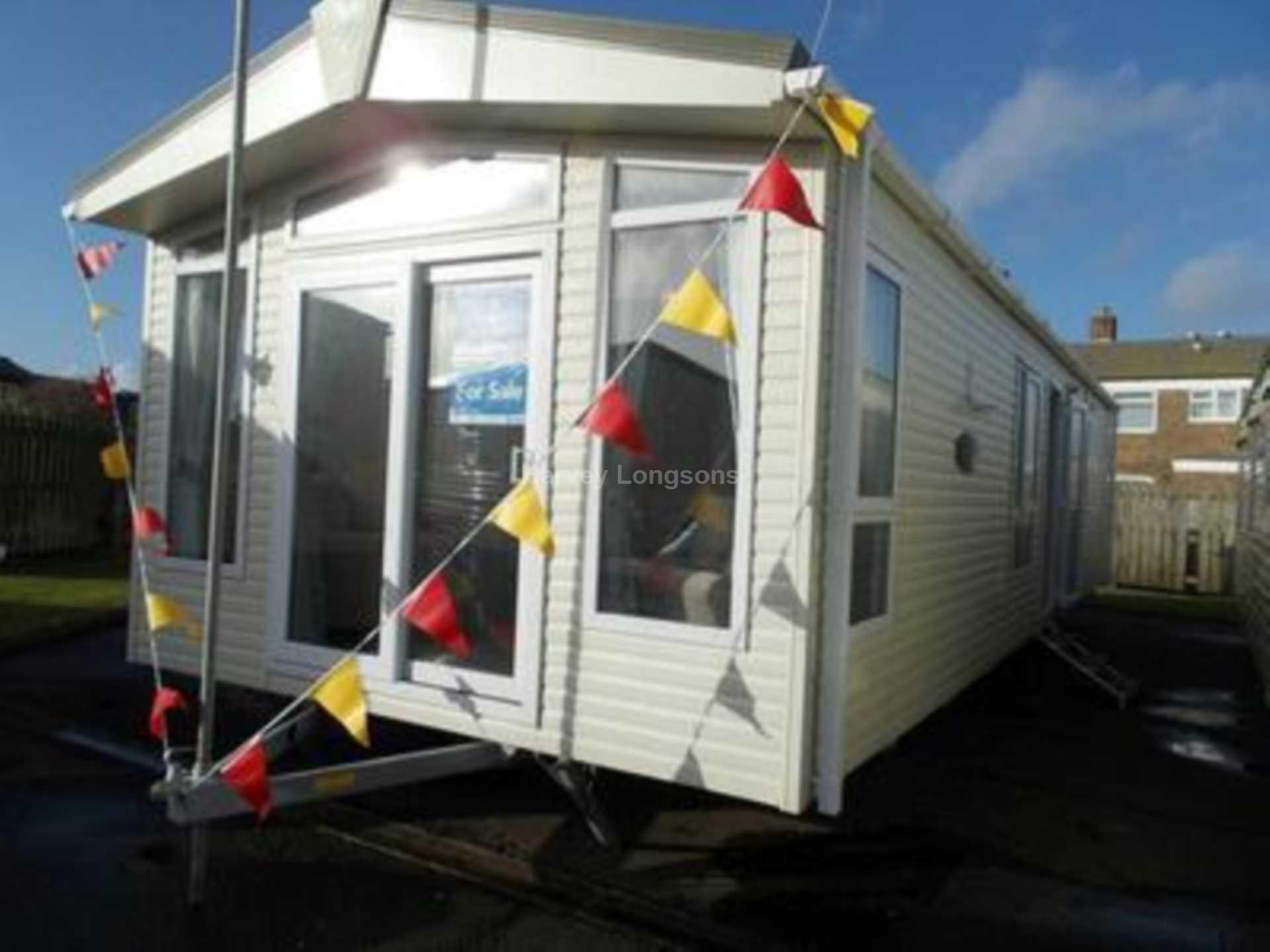 Perfect  Caravan Holiday Hire At North Denes The Ravine Lowestoft Suffolk