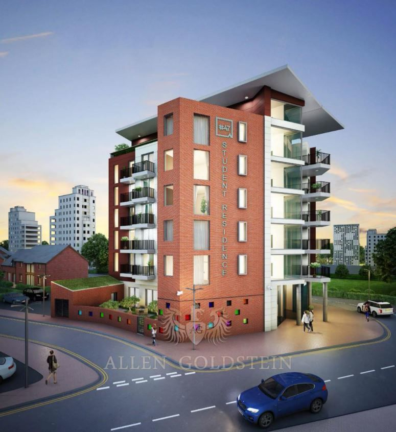 Bedroom Flats For Sale In Leicester City Centre