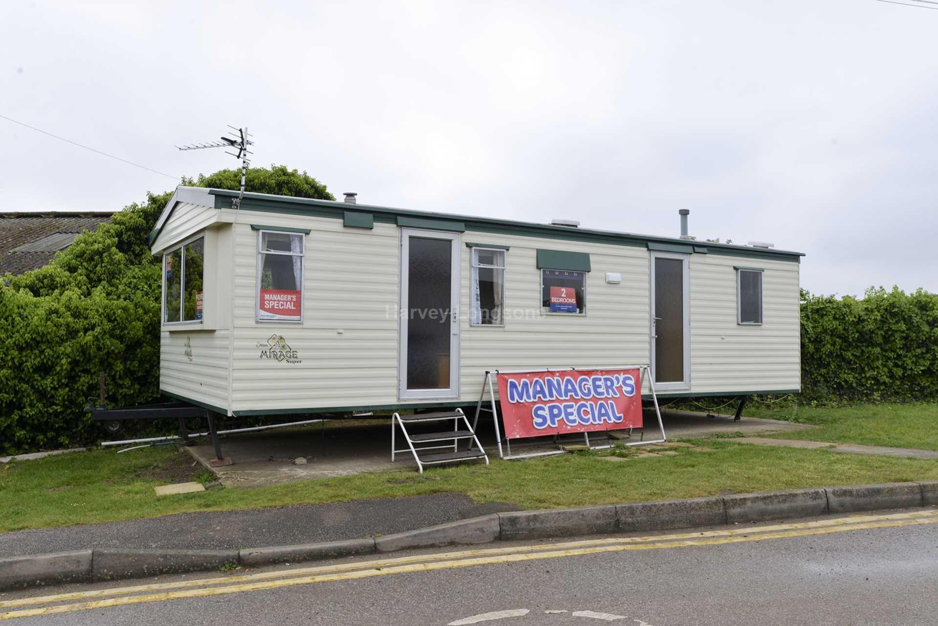 Amazing  Luxury Caravan For SALE Near Leysdown Kent  Campervans Amp Caravans