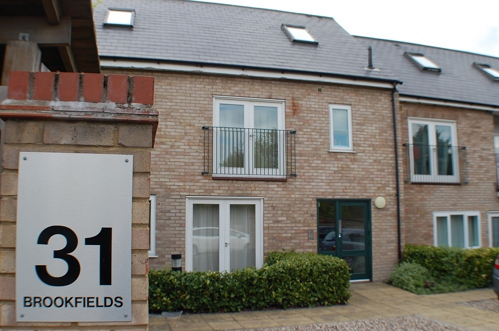 1 Bedroom Studio Flat To Rent Brookfields Cambridge Cb