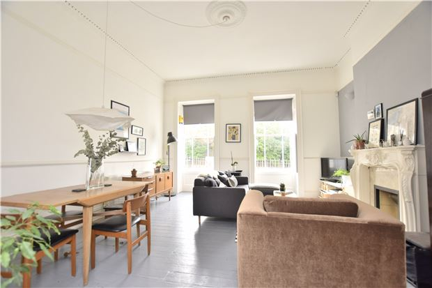 1 bedroom flat for sale hall floor flat richmond terrace for 5 clifton terrace winchester b b