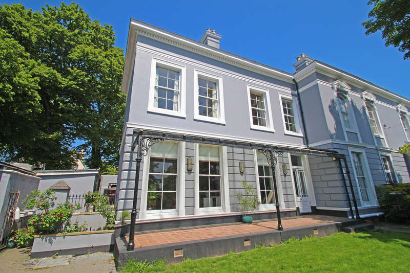 5 Bedroom Semi Detached House For Sale The Elms Stoke