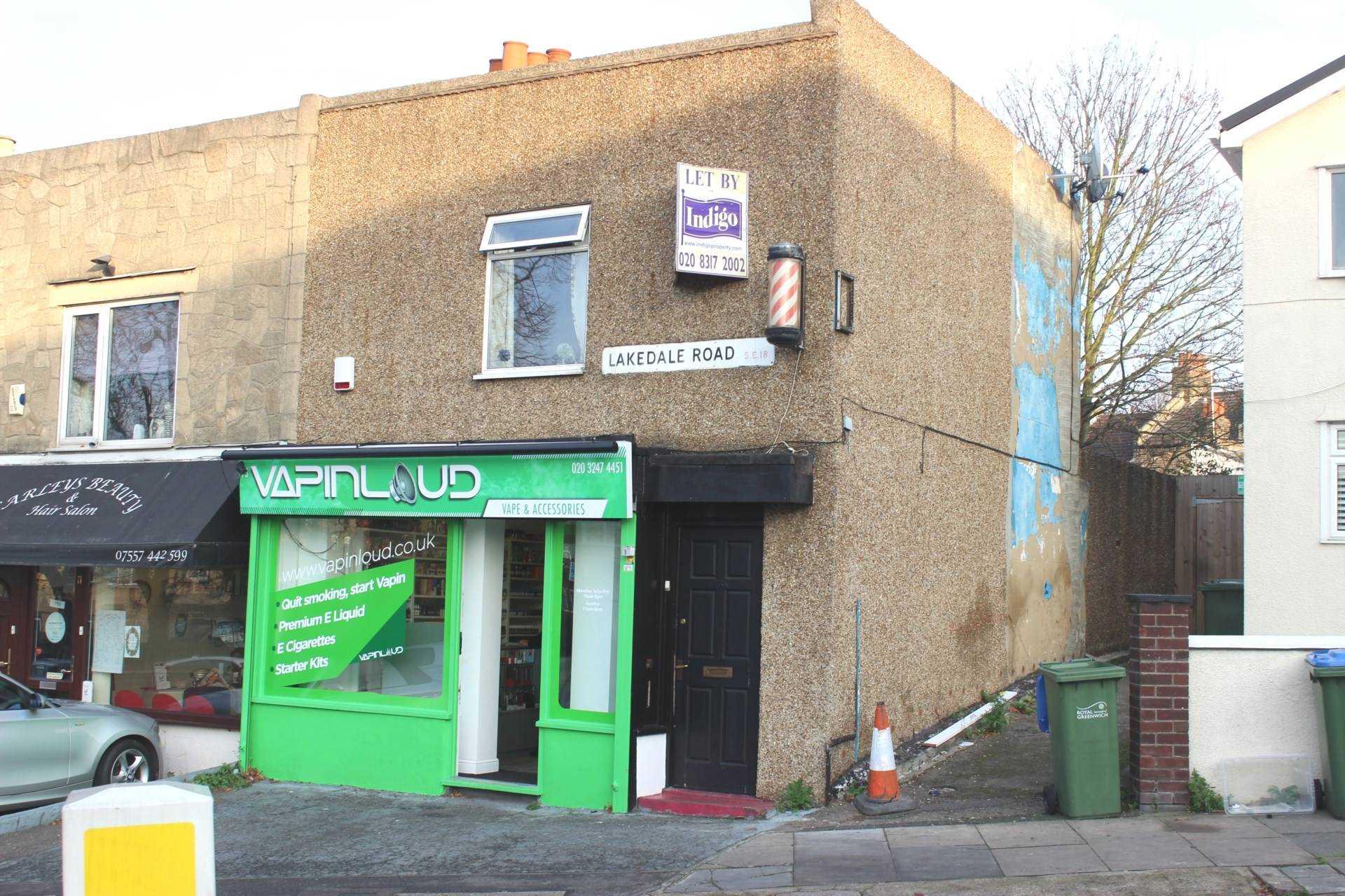 1 Bedroom Apartment To Rent Lakedale Road London Se18 1pr