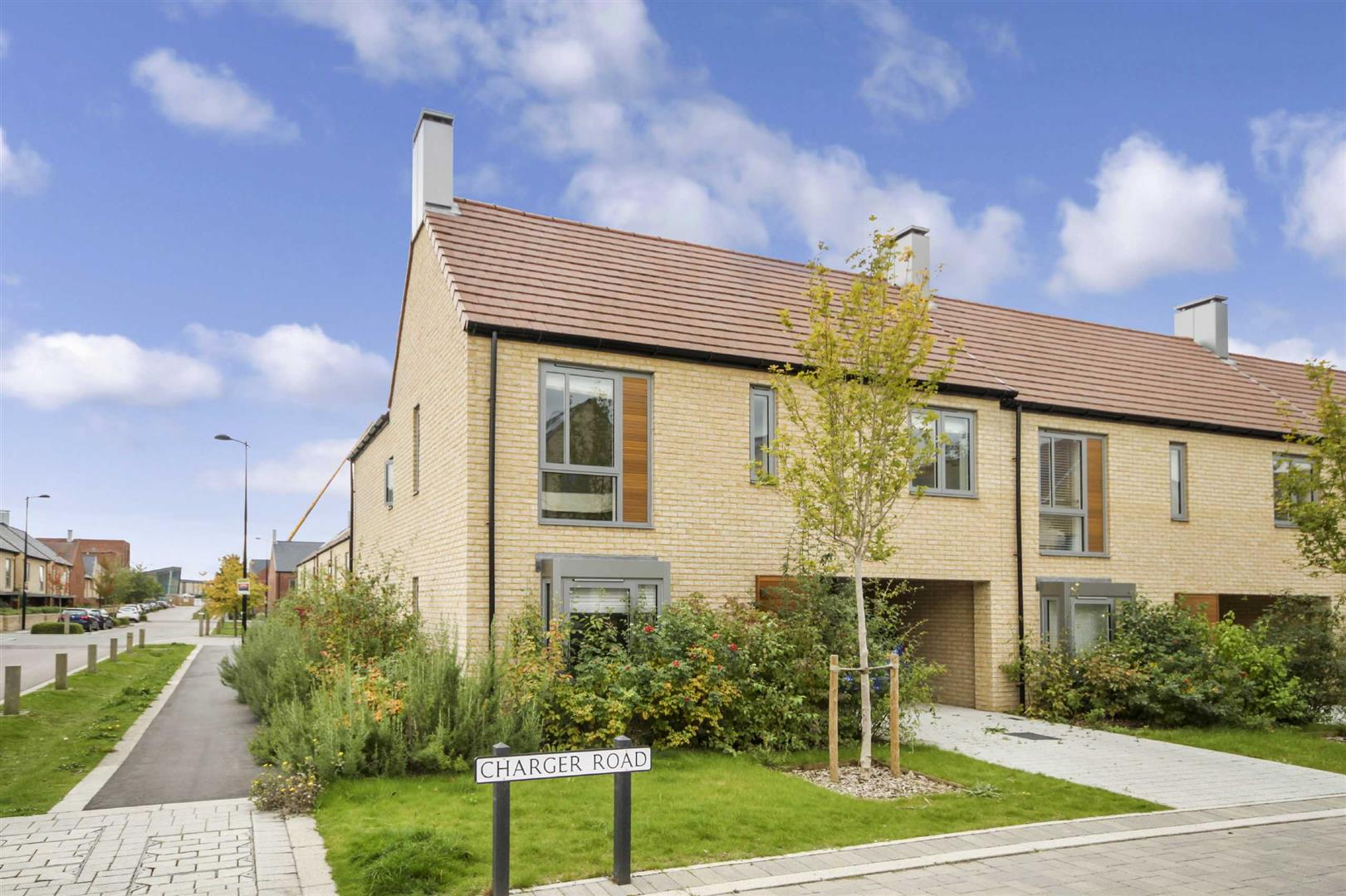 3 Bedroom House For Sale Charger Road Trumpington Cambridge Cb Cb2 9ea