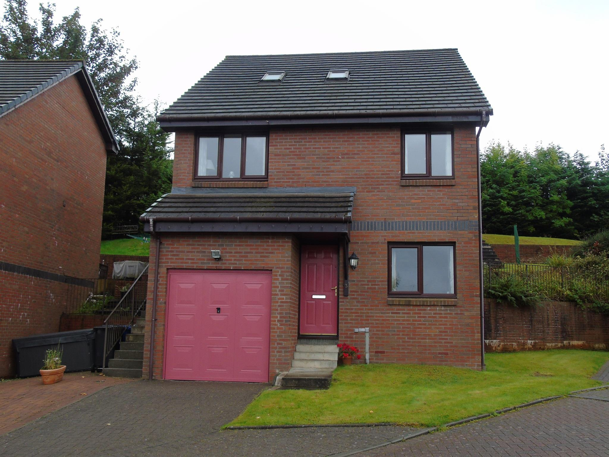 3 bedroom detached house for sale stonefield grove for Paisley house