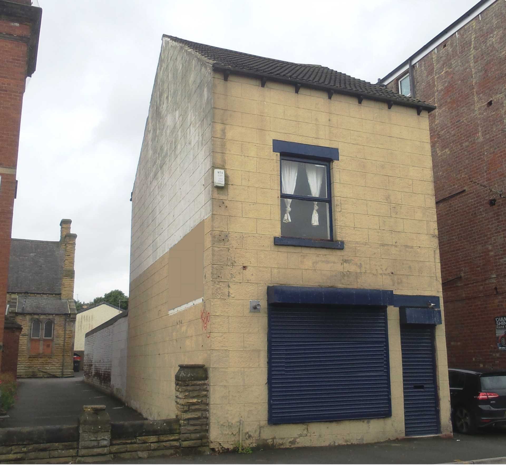 Commercial Unit To Rent, Meanwood Road, Leeds, LS7 1JW