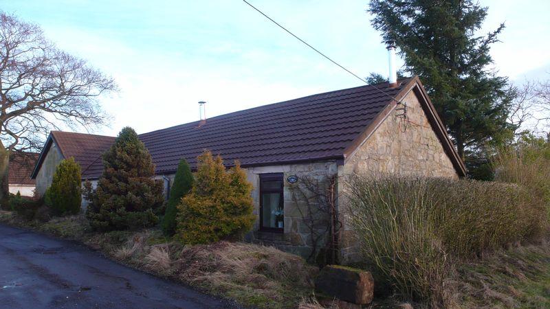 3 Bedroom Cottage For Sale Stirling Road Riggend