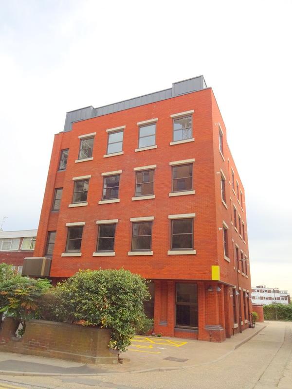 studio flat to rent verum house st johns road harrow