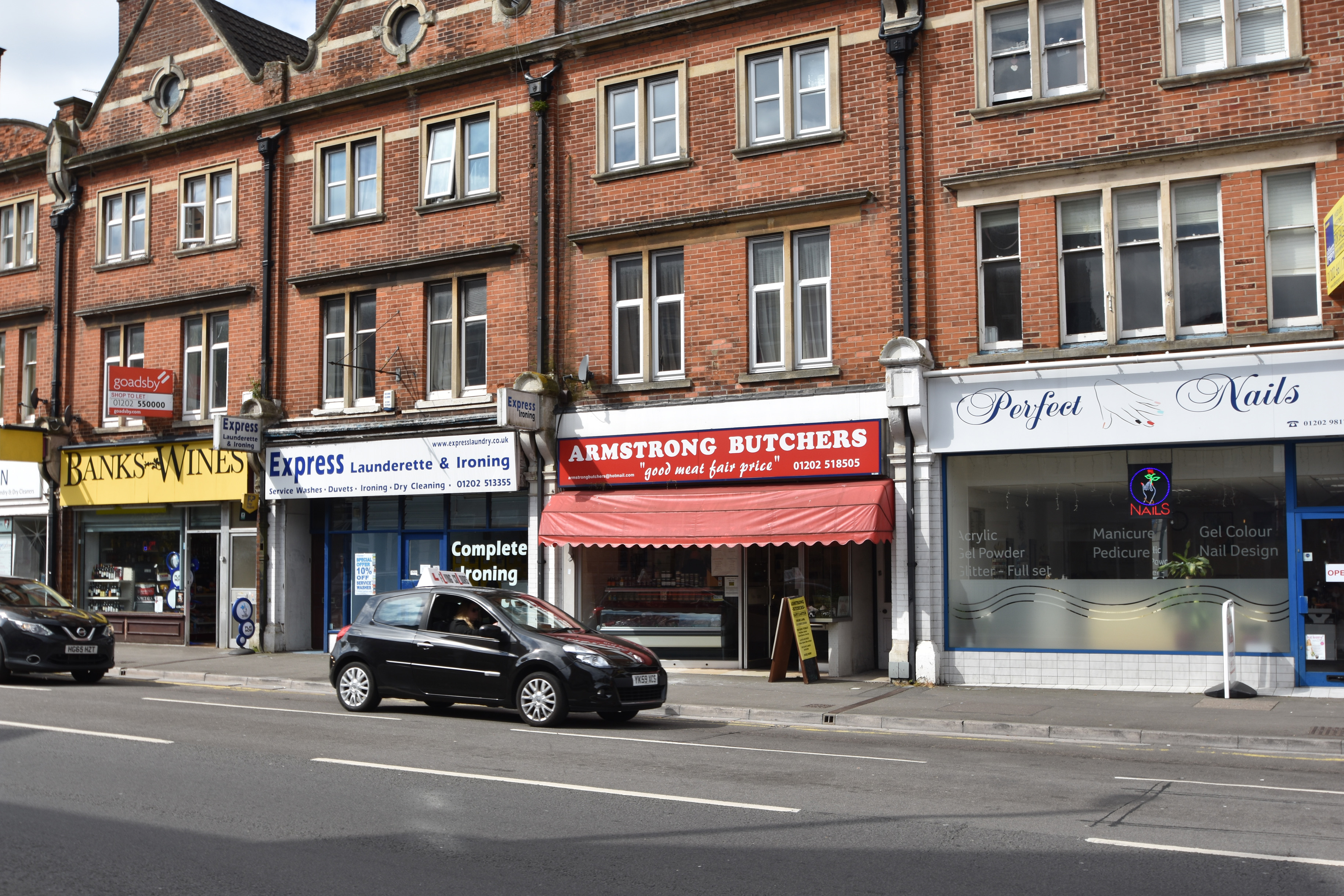 Shop Property To Rent In Bournemouth