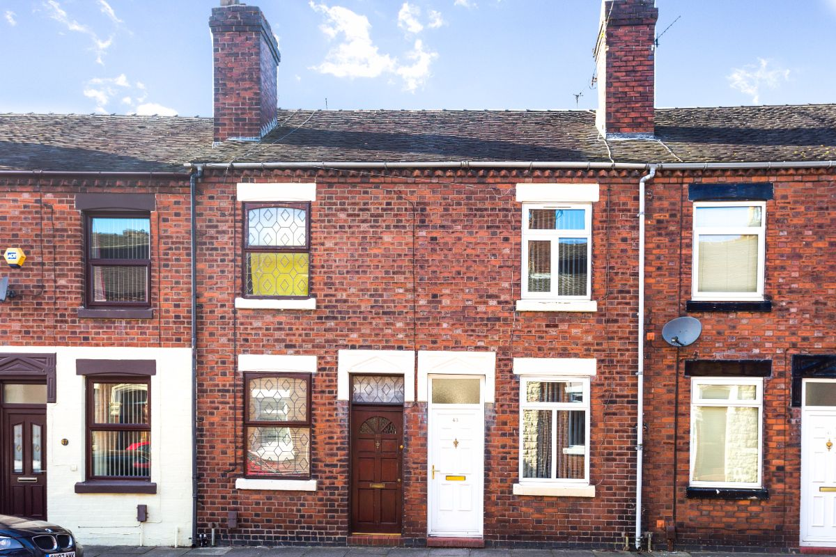 3 Bedroom House Share To Rent Upstairs Front Edward Street Fenton Stoke On Trent St4 2jt