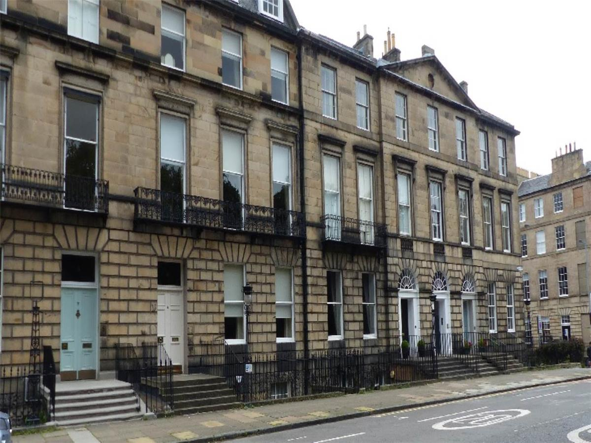 Heriot Row Room To Rent Edinburgh