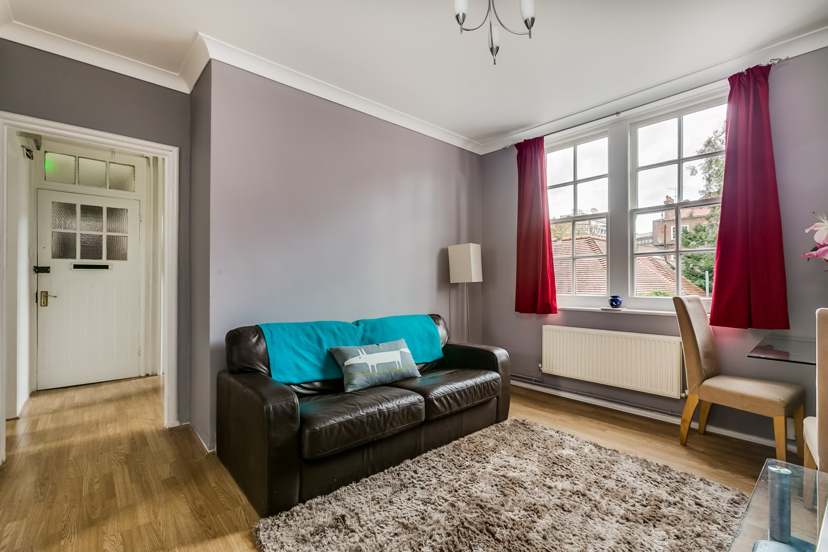 bedroom flat to rent the square peabody estate london w6 9px