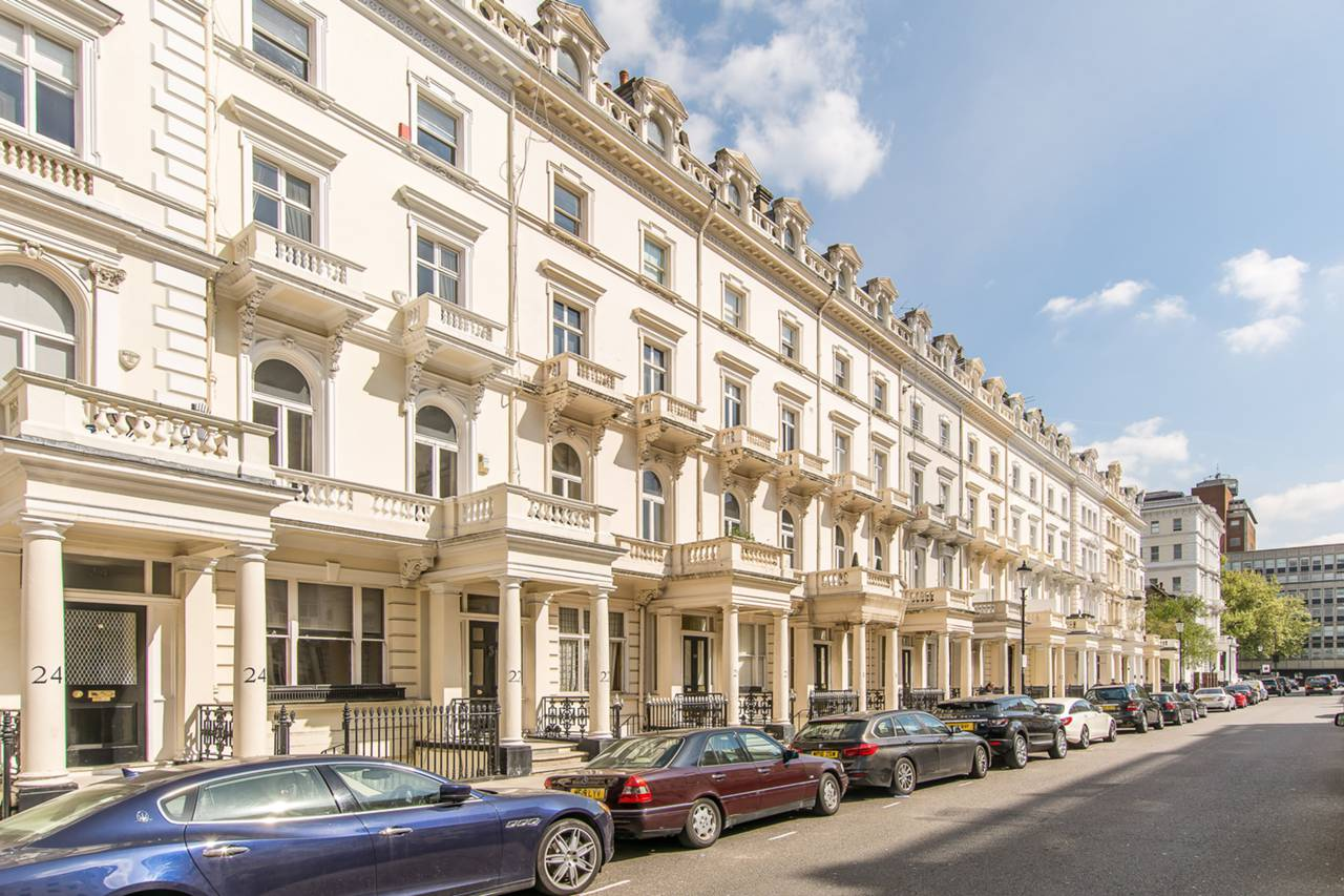 1 bedroom flat to rent queens gate terrace south for Queens gate terrace