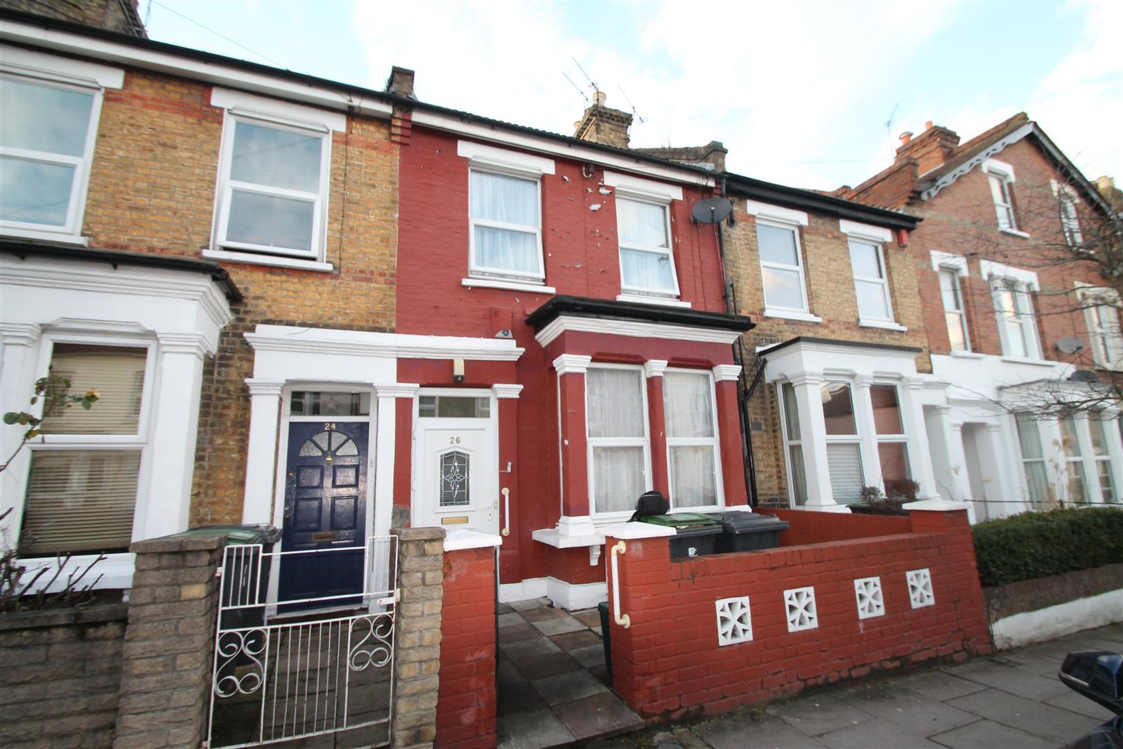 3 Bedroom House For Sale Queens Road London N11 2qu