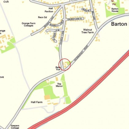 2 Bedroom Cottage To Rent Apm Church Lane Barton Mills