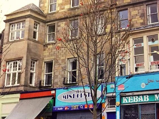 Nicolson Square Edinburgh Restaurants