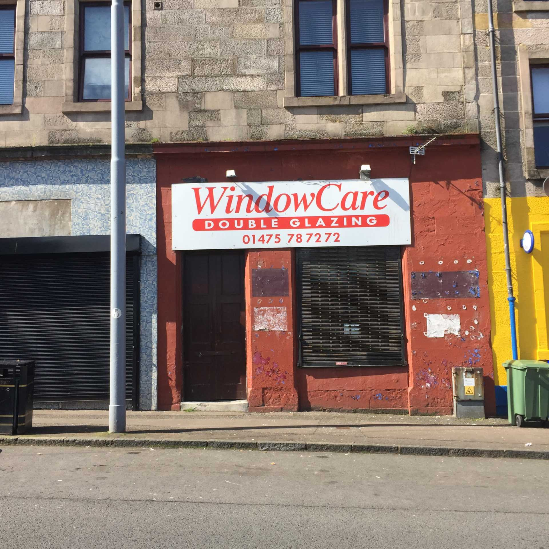 Light Industrial To Rent, Ref, Lynedoch Street, Greenock