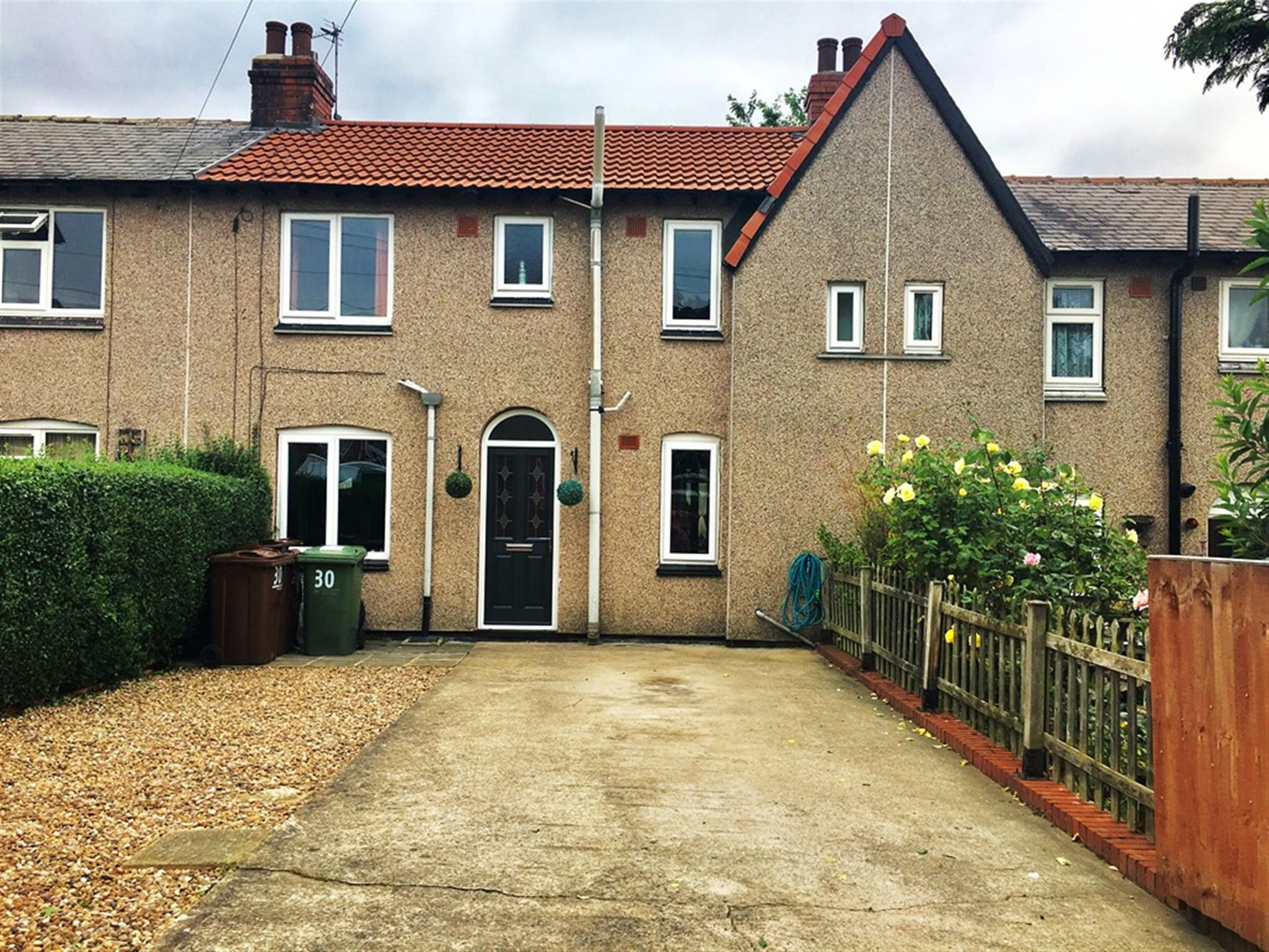 2 bedroom terraced house for sale milnthorpe lane for Wakefield house