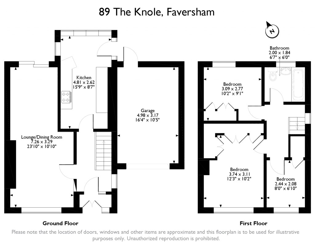 3 Bedroom Detached House For Sale The Knole Faversham