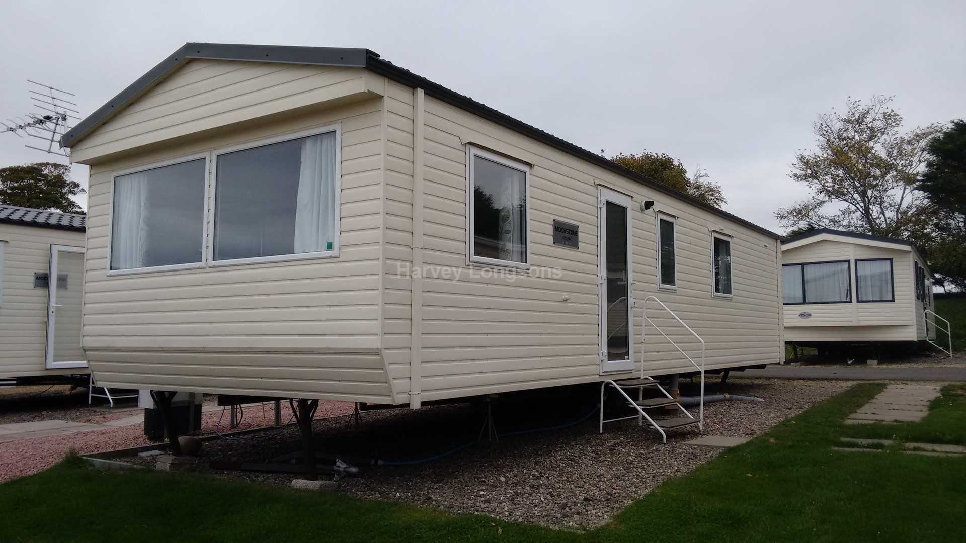 2 Bedroom Mobile Home For Sale St Cyrus Park St Cyrus