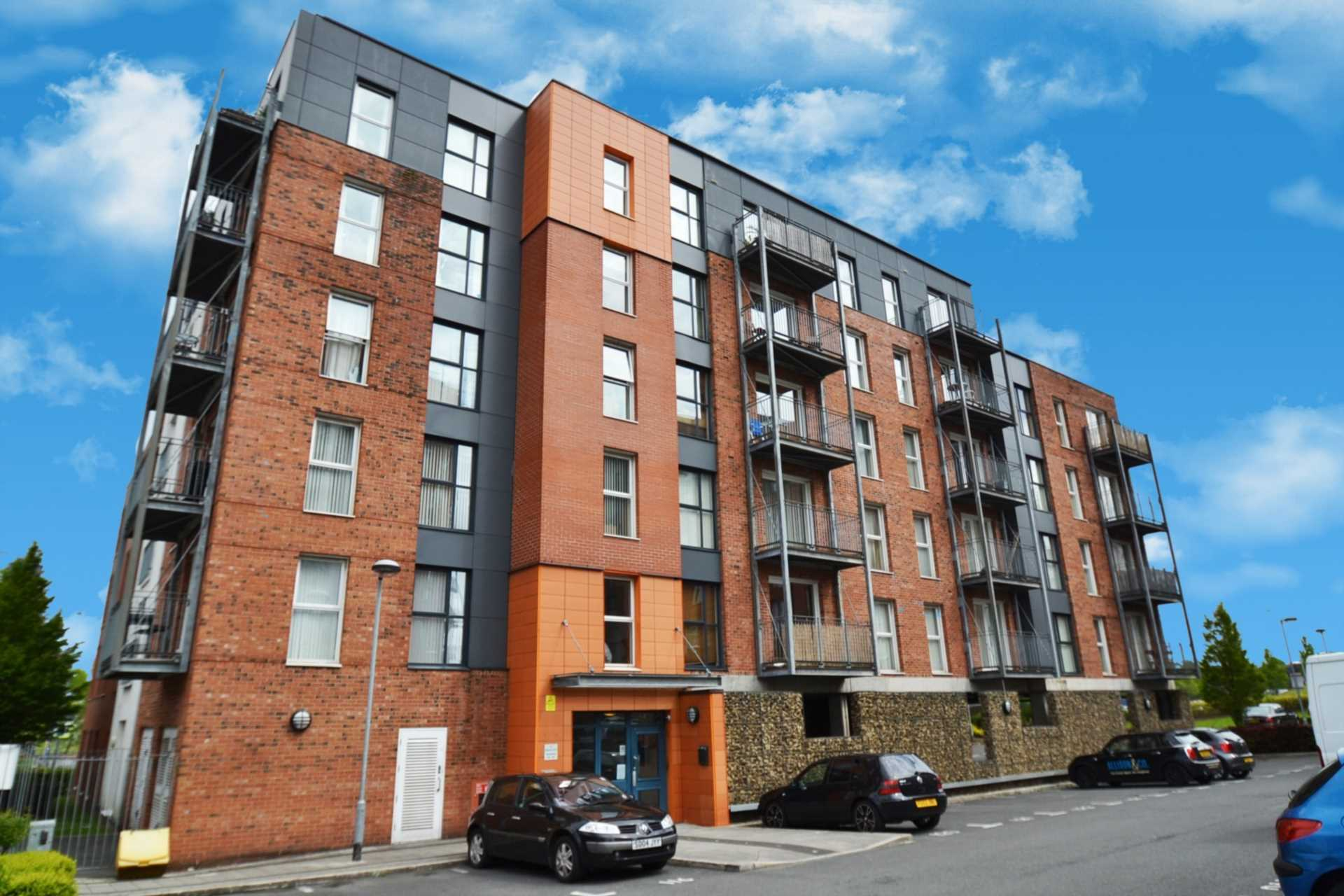 2 bedroom apartment for sale, Stillwater Drive, Manchester ...