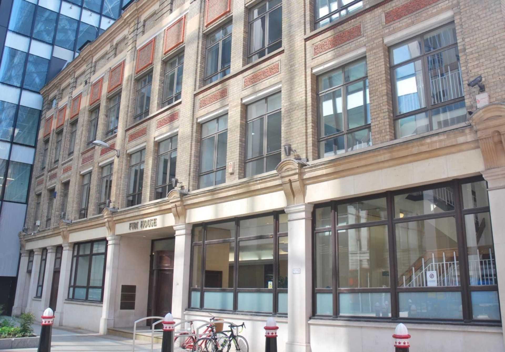 Office To Rent Second Floor Creechurch House Creechurch