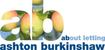 Ashton Burkinshaw Lettings