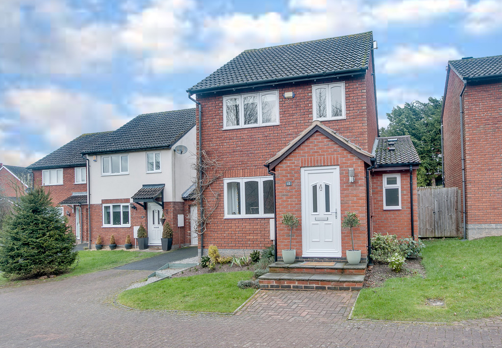 3 bedroom detached house for sale underwood close callow for Underwood house for sale